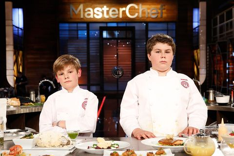 "fox's ""masterchef jr""   season two"