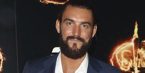 Logan Sampedro, ex concursante de Supervivientes