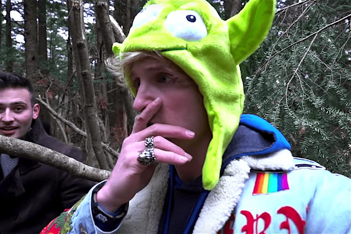 Japan секс в лесу
