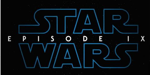 Logo Star Wars Episodio IX
