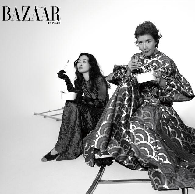 bazaar 30專訪李烈、傅天余