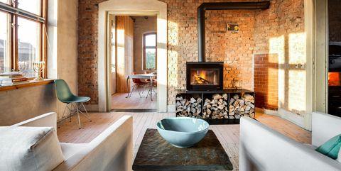Case gli interni pi belli e originali di case loft e for Interni case arredate