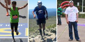 Lokesh meena, corredor americano