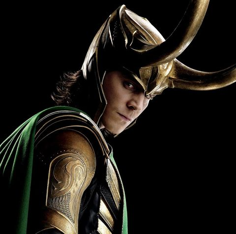 "Tom Hiddleston teases that Loki TV show is a ""departure"" from the movies"