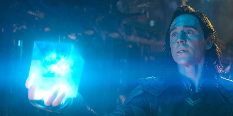 A Marvel Fan Theory Suggests That Loki Didn't Actually Die in <em>Infinity War</em>