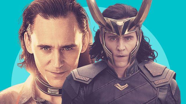 tom hiddleston da vida al personaje de loki en el universo cinematográfico de marvel