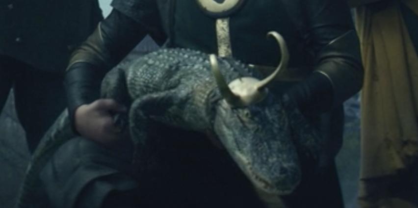Twitter Is Obsessed With <em>Crocodile Loki</em> from <em>Loki</em> Post-Credits Scene
