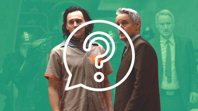 tom hiddleston y owen wilson en una imagen de la serie loki