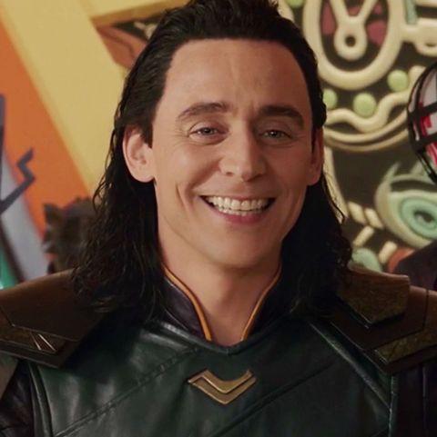 tom hiddleston as loki in thor ragnarok