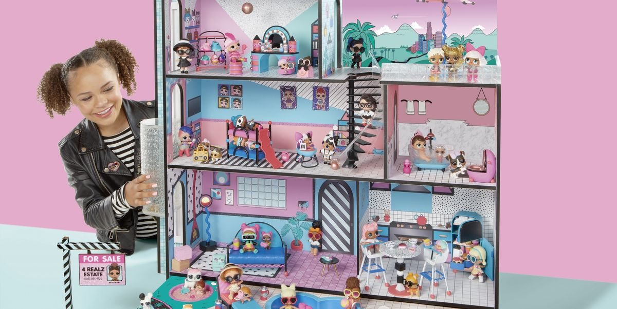 Where You Can Buy L O L Surprise Hair Goal Dolls House