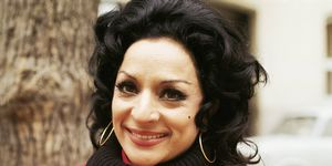 Lola Flores, actress and singer