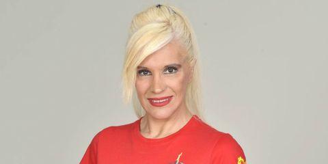loli Álvarez es la primera concursante de la casa fuerte