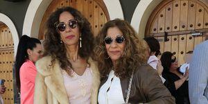 Rosario y Lolita Flores
