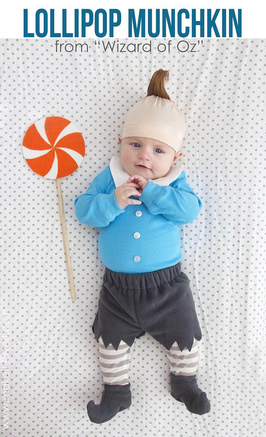 Cute DIY Baby Halloween Costume Ideas   Best Homemade Infant ...