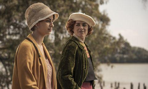 La otra mirada. Teresa y Roberta