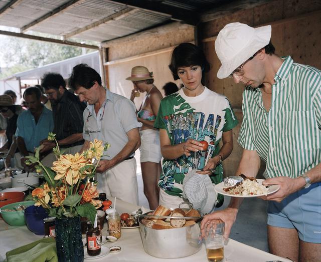 gb england buffet 1988