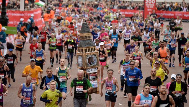 londen marathon 2021 misschien wel de grootste ooit