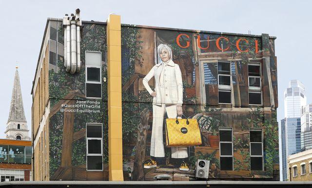 グッチ, gucci off the grid, コレクション, サステナブル, 環境, ファッション