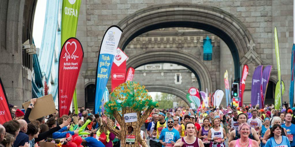 marathon weight loss mystery
