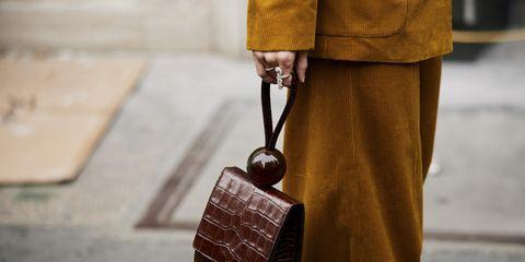 come abbinare il marrone, colori moda autunno inverno 2018 2019