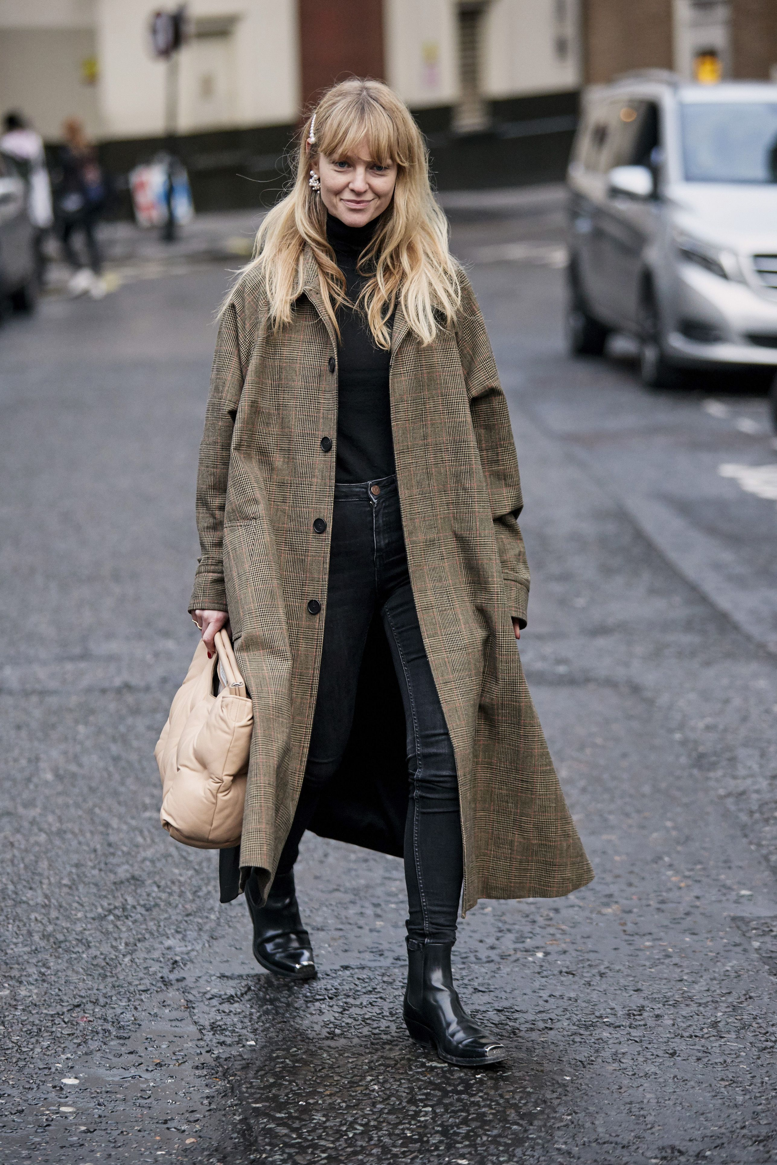 london fashion week street style AW19