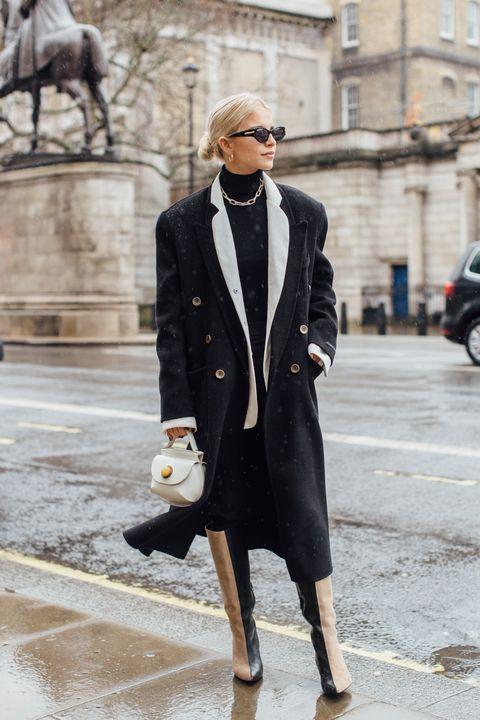 london fashion week street style aw20