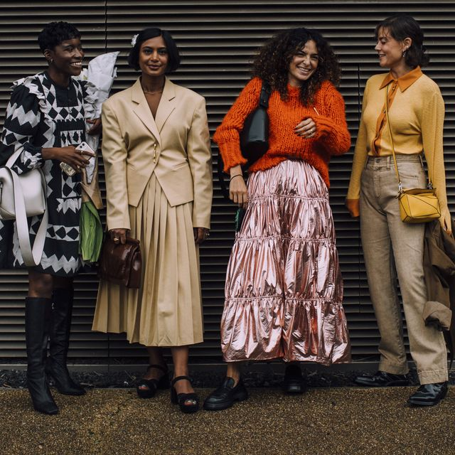 london fashion week street style ss22 day 3