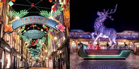 Decorazioni Natalizie Londra.Londra A Natale Le Decorazioni Piu Belle