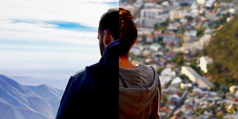 long distance relationship photography