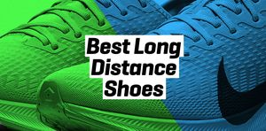 Long Distance Running Shoes