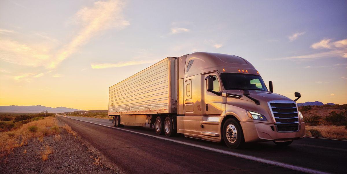 Navajo Designer Adapts to Pandemic by Starting New Career as Long-Haul Trucker