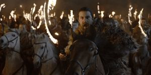 The Dothraki – Game of Thrones, 'The Long Night'