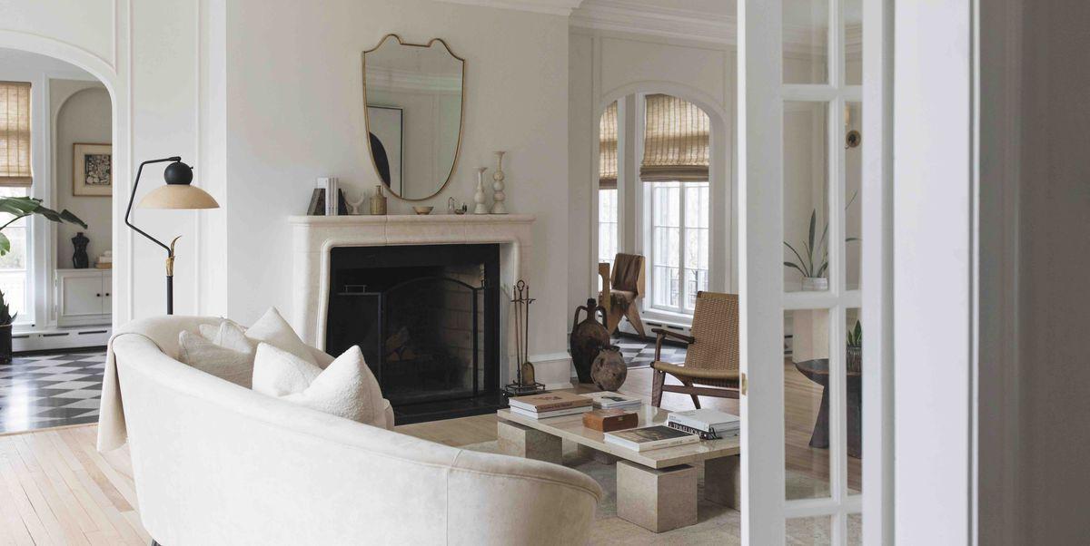 Meet interior designer Pernille Lind and look inside her little black decorating book…