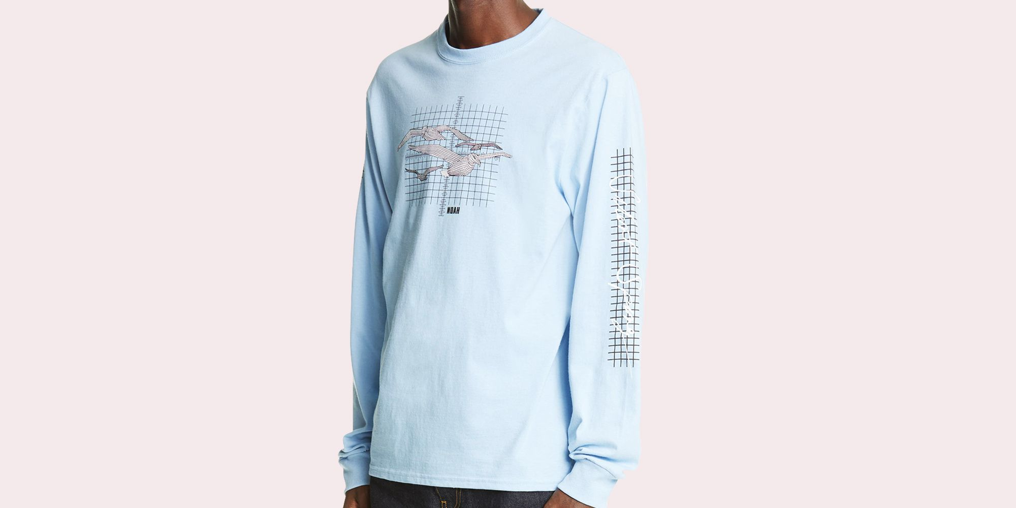 21 Best Long Sleeve T-Shirts for Men 2020 - Long-Sleeve Tees