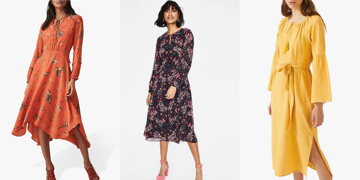 385abf41d 15 long sleeve dresses to add to your wardrobe this summer