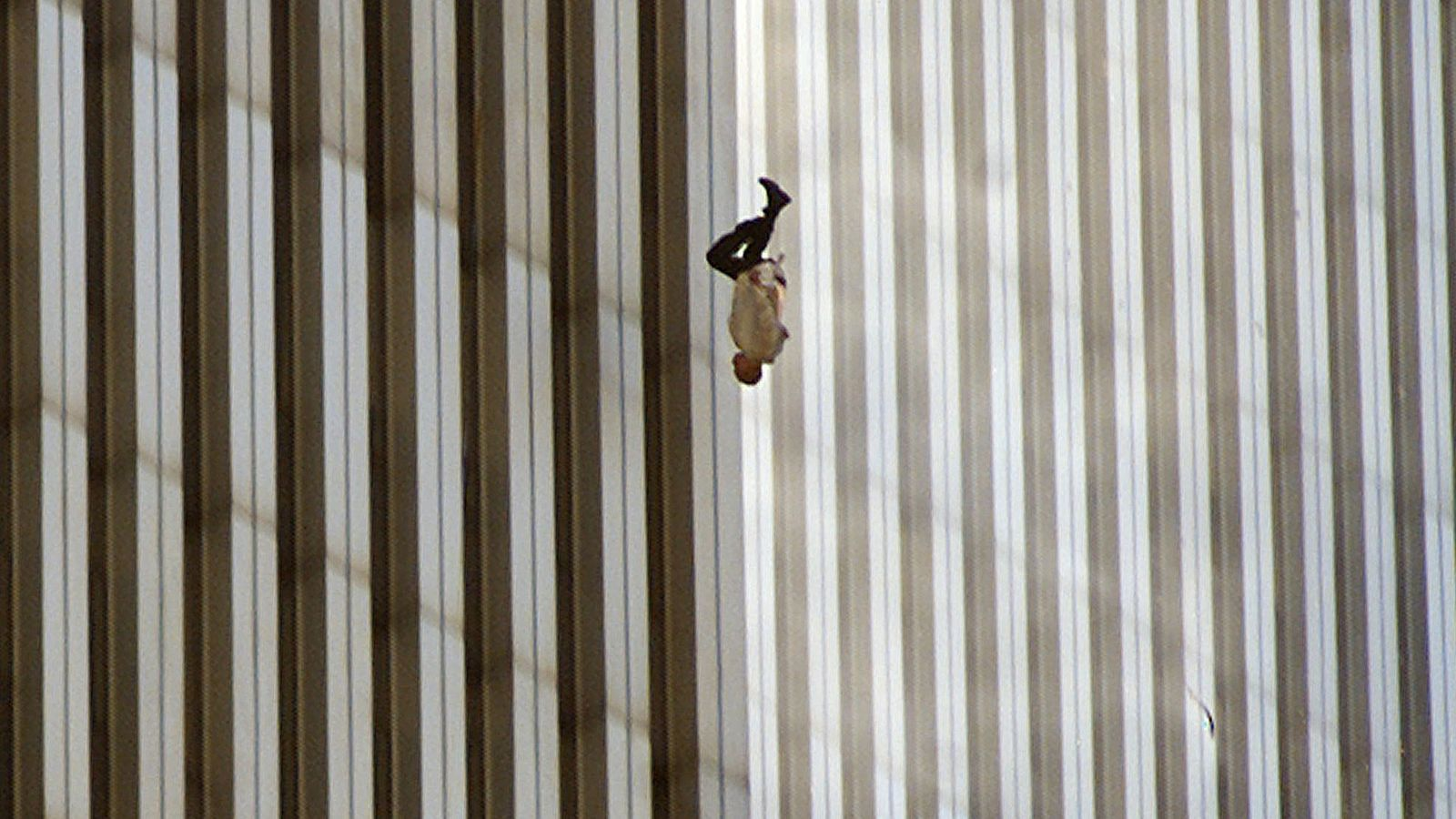 Who Was the Falling Man from 9/11? - Falling Man Identity