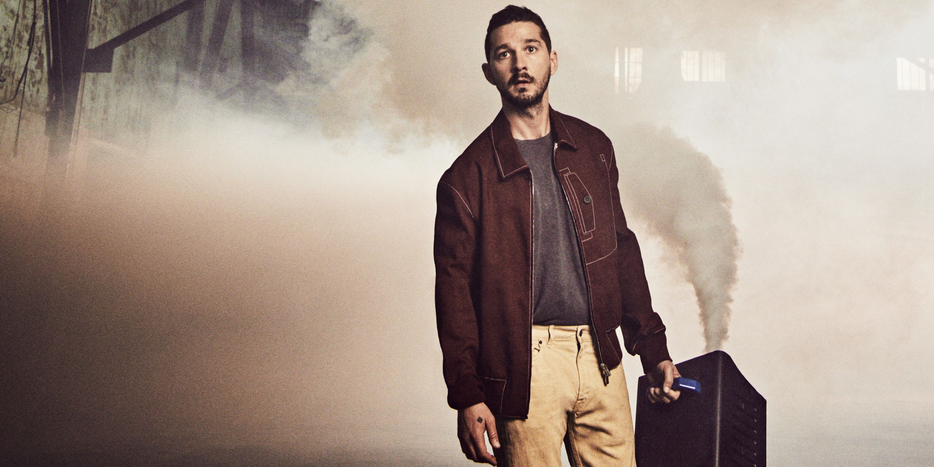 SHIA OUT TO SAVE CAREER  AND SOUL  ARREST ALCOHOLISM REHAB