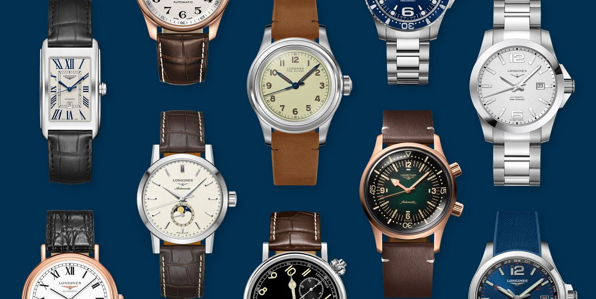 The Complete Buying Guide to Longines Watches