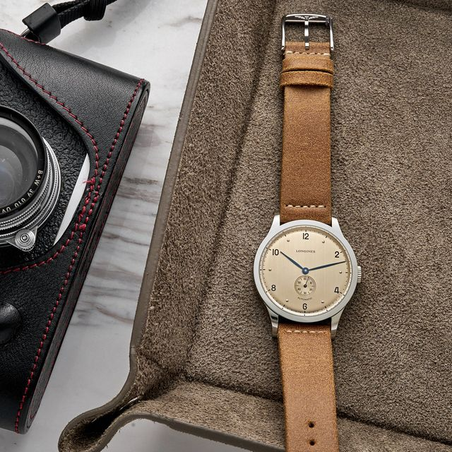 longines heritage watch