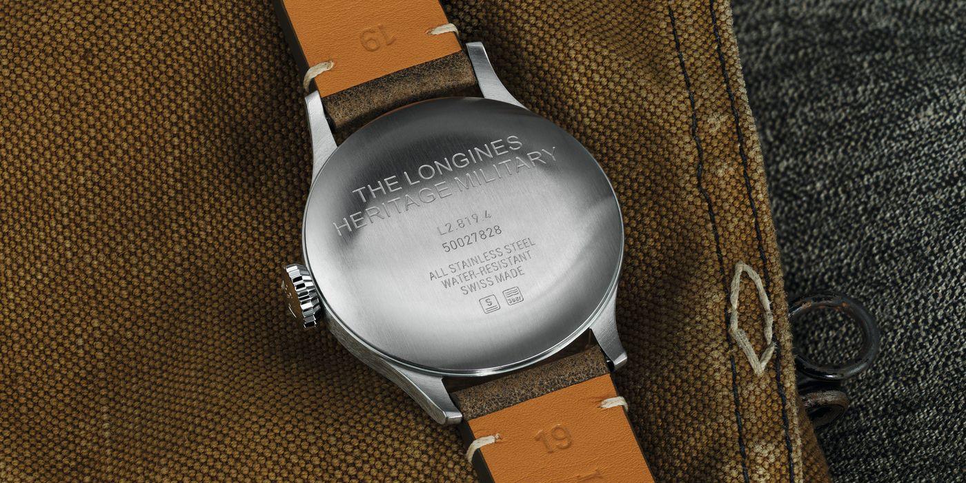 Longines horloge