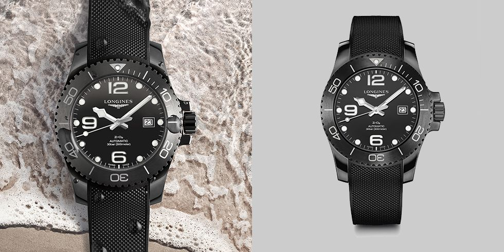 Exclusive: Longines Debuts All-Ceramic HydroConquest Watch