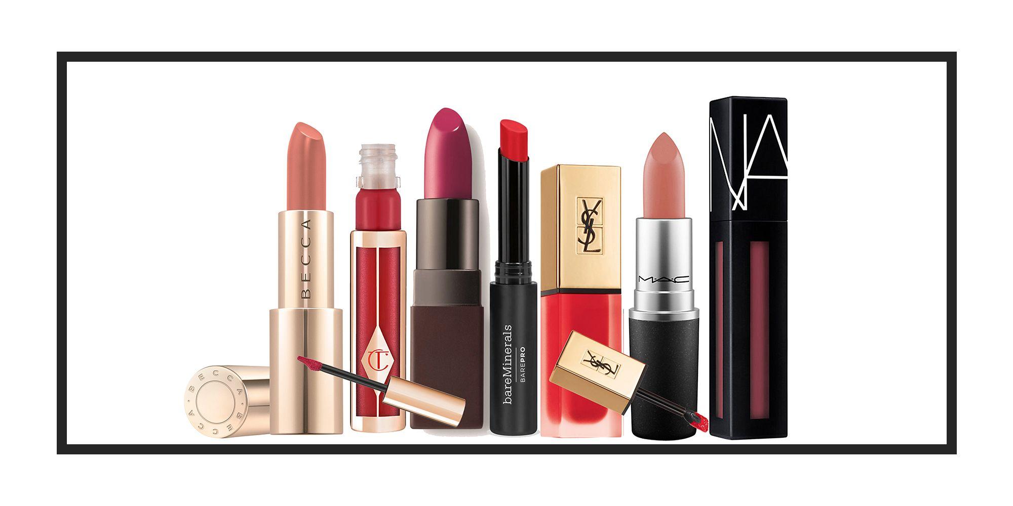 Longlasting lipsticks