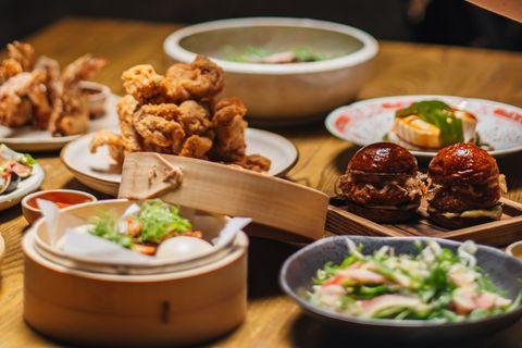 米其林一星餐廳longtail推出「非洲辣醬炸雞分享餐」