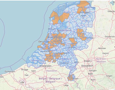 Long Term Challenge: Deze digitale Nederland Kraskaart voor Strava-gebruikers is alles wat je wil