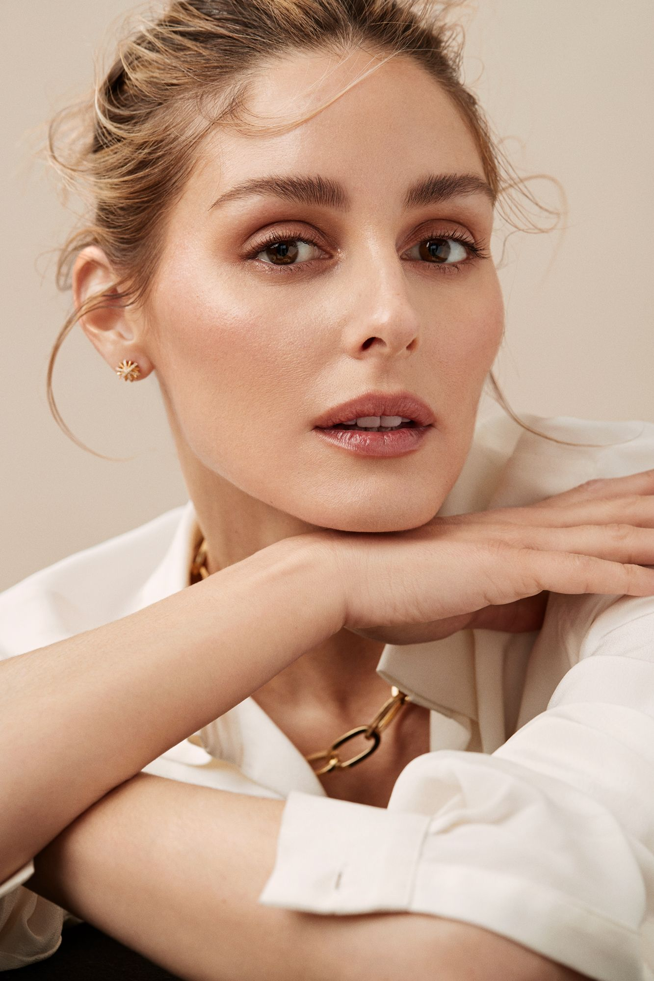 Olivia Palermo's Beauty Secrets: Brows, Business And Bridal Make-Up