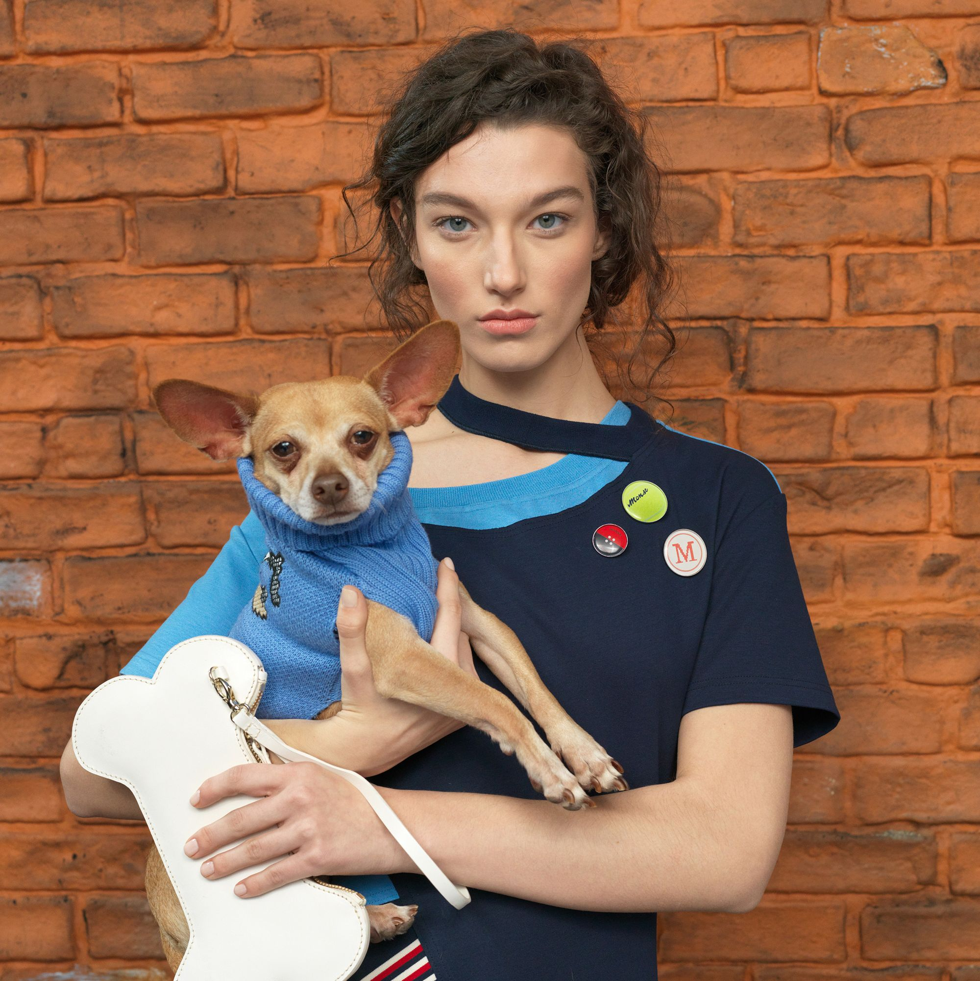 Monse's Pre-Fall 2019 Collection Shoot Features Adorable Dogs For A Great Reason