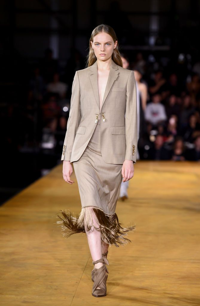Every Look from Burberry Spring/Summer 2020