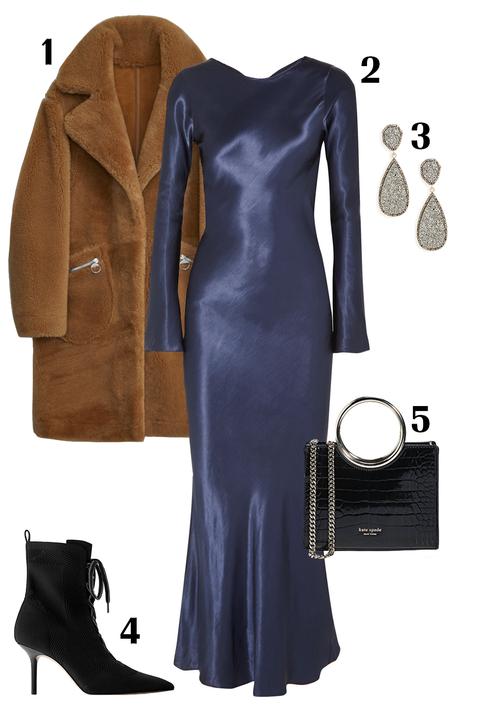 Clothing, Dress, Black, Brown, Fashion, Little black dress, Footwear, Formal wear, Sleeve, Sheath dress,
