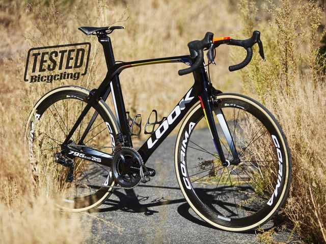 Look Blade 795 Rs Aero Bike Fast Road Bike