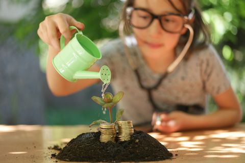 Look after your money and it will grow